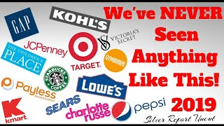 Economic Collapse News - 2019 Store Closure Announcements Keep Coming! Pepsi Begins Layoffs