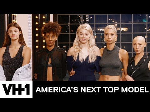 The Models Create Avatars For The ANTM Mobile Game 'Sneak Peek' | America's Next Top Model