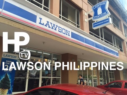 Lawson Convenience Store Manila Philippines Now Open by HourPhilippines.com
