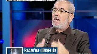 Ali Rıza Demircan - Habertürk TV - Sınırsız - İslam'da Cinsellik