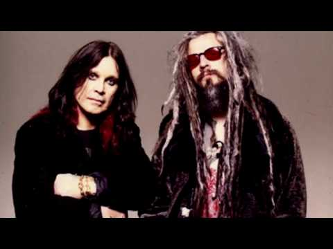 rob zombie & ozzy osbourne: Iron head Lyrics  Sub Español
