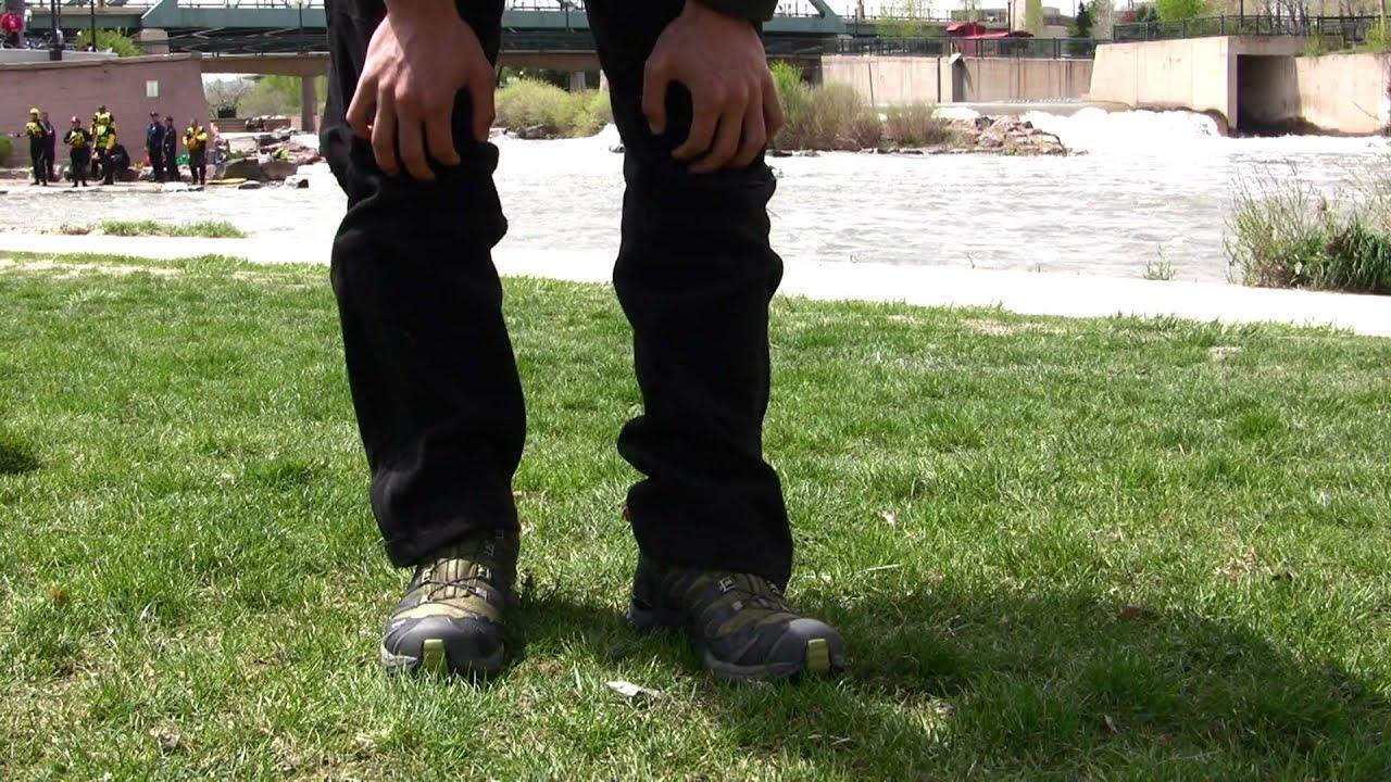 salomon xa pro 3d ultra 2 gtx review knee