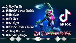 Gambar cover Dj Tik Tok Viral Terbaru 2020 💃 Dj Terbaru 2020 Remix Slow 🕺 Dj Mantap Jiwa Full Bass 2020