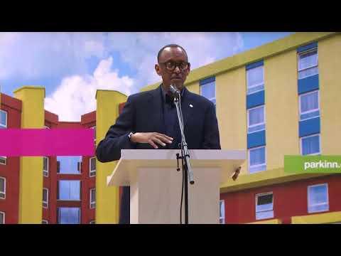 Opening Ceremony of the Park Inn Radisson Hotel | Kigali, 15 December 2017