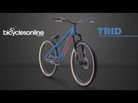 2018 Polygon TRID - Dirt Jump Bike