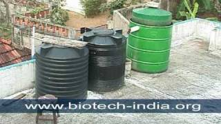 BIOTECH-INDIA The  pre fabricated domestic  plants