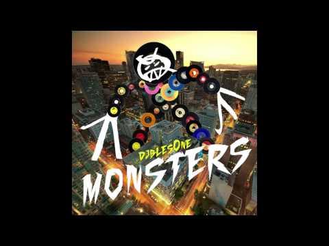 djblesOne - MONSTERS (BBOY ALBUM/MIXTAPE) Official Vancouver Street Dance Festival
