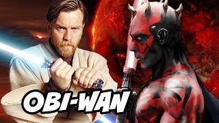 Star Wars Obi Wan Kenobi Series Reaction - Darth Maul TOP 10 Predictions