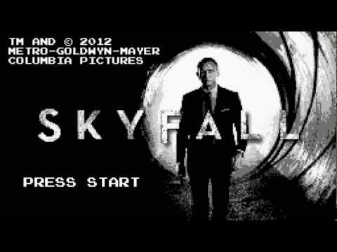 Adele - Skyfall 8-Bit Theme Song Remix