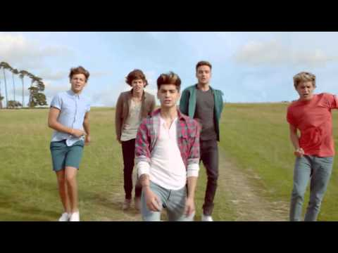 One Directions - Let's Go Crazy