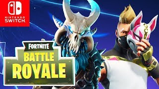 🔴 Battle Pass SEASON 5 WEEK 1 Crea sfide! Fortnite Nintendo Switch