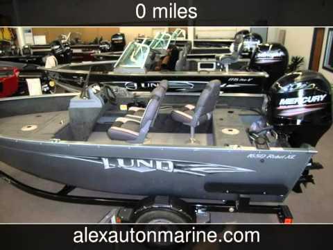 2014 Lund 1600 Fury Used Boats Alexandria Minnesota 2014 02 21