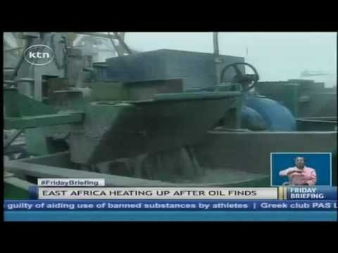 East African states to join the leagues of leading oil exporting countries in the world