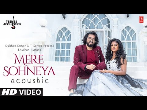 Download Lagu  Mere Sohneya Acoustic |  Sachet Tandon & Parampara Thakur | T-Series Mp3 Free