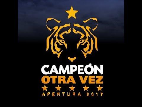 Tigres Campeón Del Apertura 2017- Película.