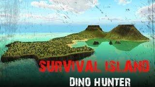 survival island 2 dino hunter обзор игры андроид game rewiew android.