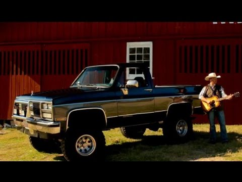 Big City Brian Wright - Daddy's Truck Official Country Music Video