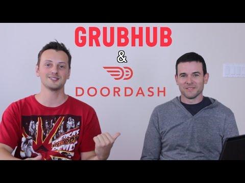 Tips On DoorDash & GrubHub - (Featuring: The RideShare Genius)