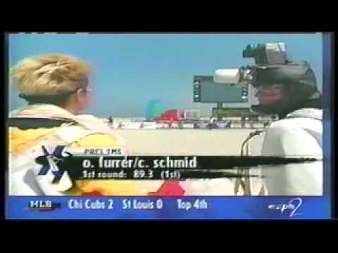 Skysurf X-Games 1997 San Diego (Oceanside)