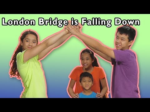 London Bridge is Falling Down and More | FUN SUMMER SONGS | Baby Songs from Mother Goose Club!