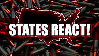 NOT HERE!!! STATES RESPOND TO BIDEN'S GUN CONTROL ACTIONS!