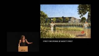 Susannah Drake: Creation of 21st Century Public Infrastructure
