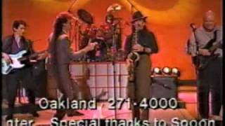 Commander Cody Band - Beat Me Daddy, Eight To The Bar, Too Much Fun - Telethon 1989