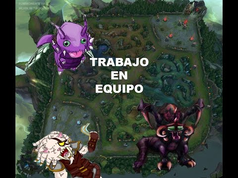 Papartida de LoL #3