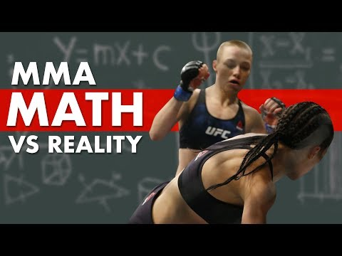 10 Times MMA Math Was Proven Totally Wrong