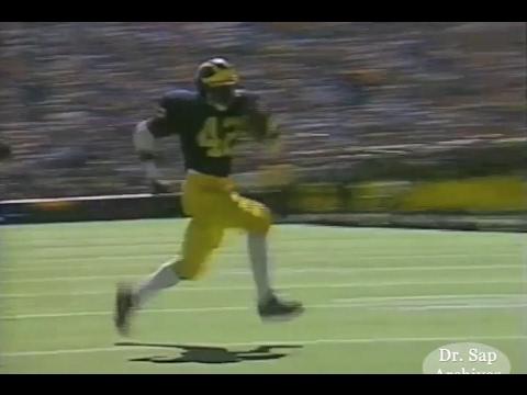 1988 Wake Forest Michigan Tony Boles TDs - YouTube e42934421