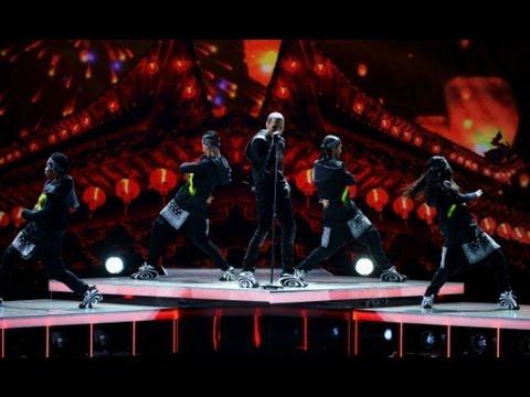 Chris Brown BET Awards 2013 Performance review