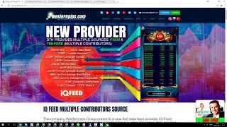 Arbitrage Forex Software Trade Monitor 3.7:Lmax, Rithmic, CQG, Saxo Bank, IQ Feed, TWS