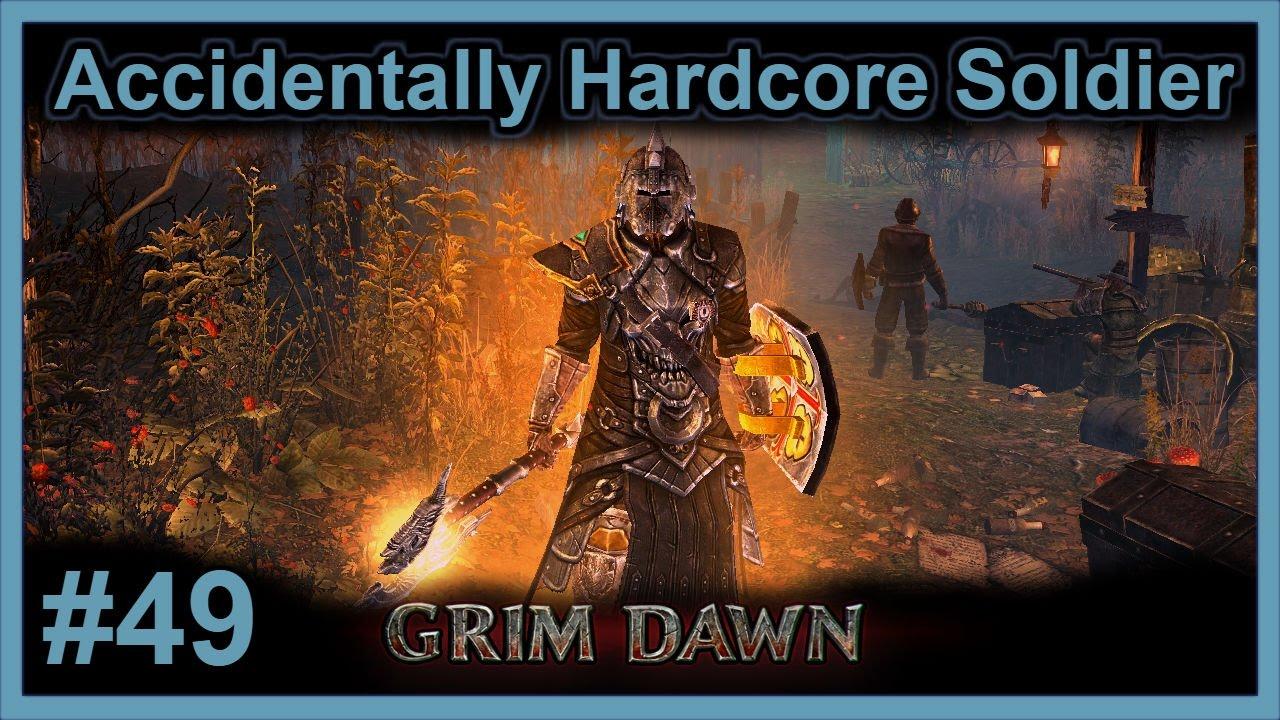 Grim Dawn Twin Falls
