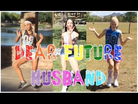 Dear Future Husband @SugarAndSpiceCrew #FutureHusbandDance