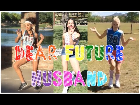 Dear Future Husband @SugarAndSpiceCrew #FutureHusbandDance