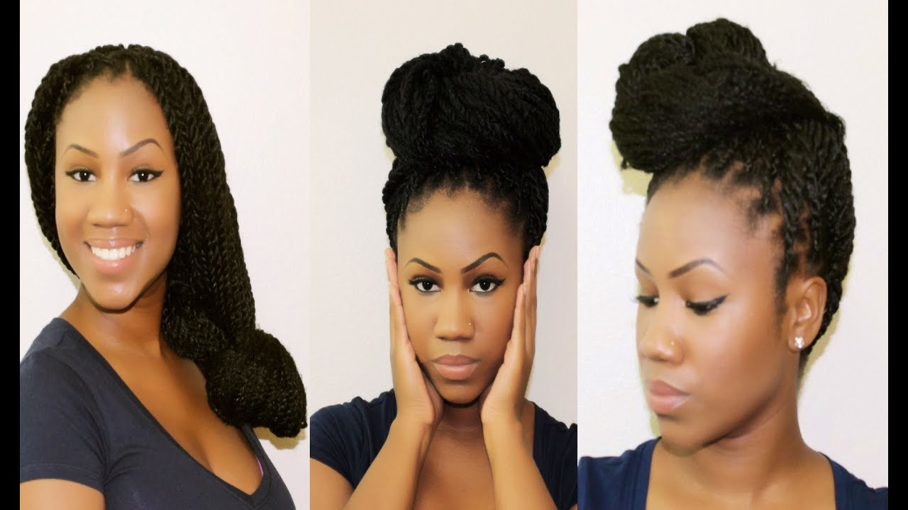 What To Use On Natural Hair For Twist