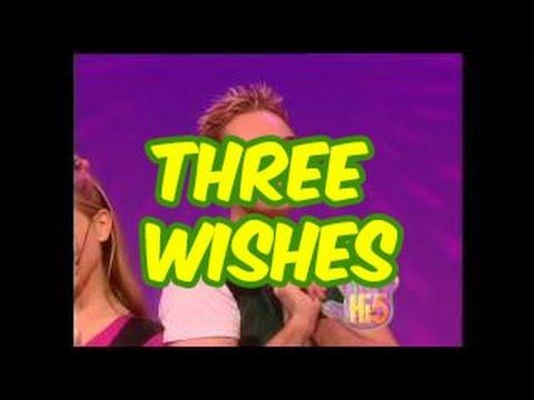 Three Wishes - Hi-5 - Season 2 Song of the Week