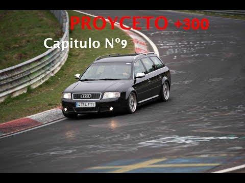 Vuelta en Nurburgring # ARTYUR Proyecto +300 capitulo 9