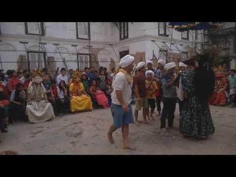 religious dance of nepal