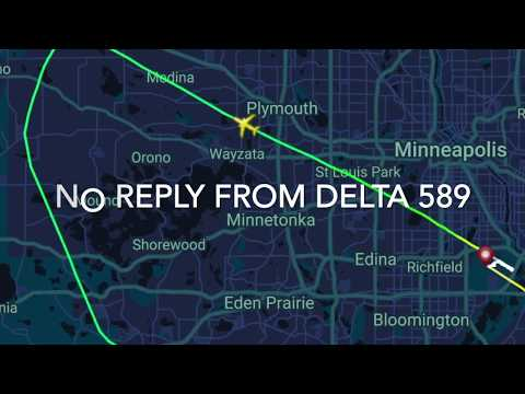 EXCLUSIVE:  Delta Flight 589 Loses Window After Takeoff! Complete Pilot  ATC Audio!
