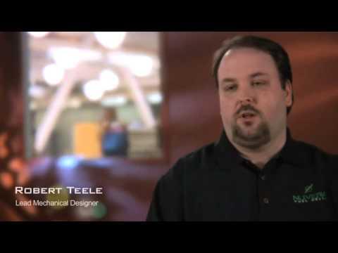 MCADCafe com: Videos - SolidWorks : Nuvera Fuel Cells: