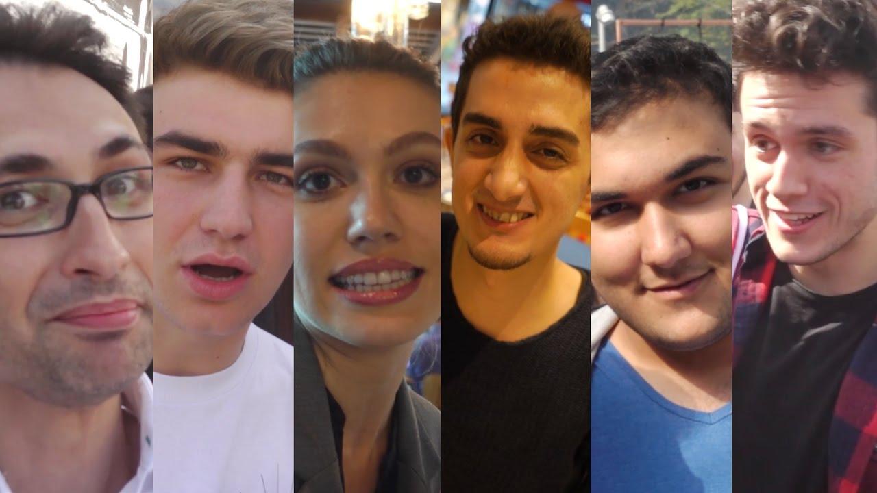 Kristal Elma'da kimlerle karşılaştım? Ruhi Çenet, Orkun Işıtmak, Murat Abi, Duygu Özaslan - VLO