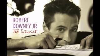 Robert Downey Jr - The Futurist. Nr 04