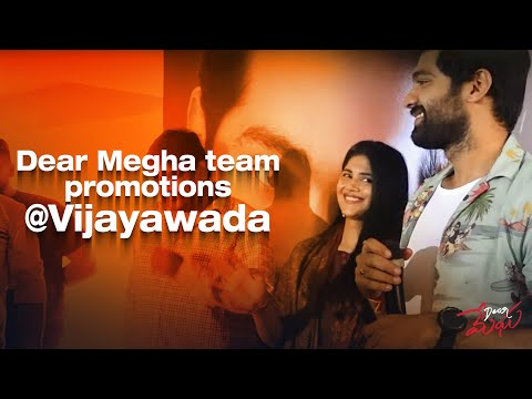 Dear Megha Team Promotions @ Visakapatnam | Adith Arun, Megha Akash | VEDAANSH CREATIVE WORKS