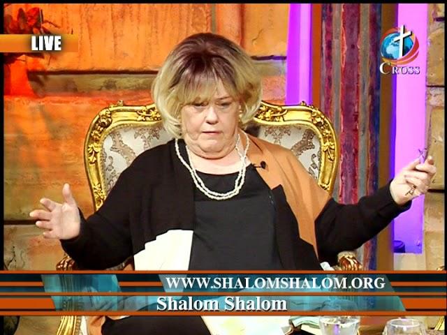Shalom Shalom Dr Marisol Peltzer & Rev. Dexter Peltzer 07-24-2018  English