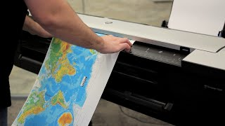 NEW! HP DesignJet T730 & T830 MFP review.