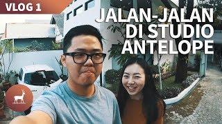 Download Antelope Vlog 1 - Jalan Jalan di Studio Antelope