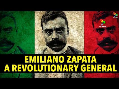 Emiliano Zapata: A Revolutionary General