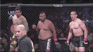 3 vs 3 MMA Team Fighting Commentary