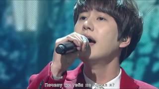 [FANMADE/ RUS SUB/ РУС САБ] Cho KyuHyun - At close